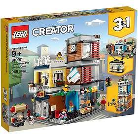 LEGO Creator 31097 Djuraffär och kafé