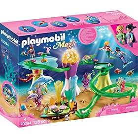 Playmobil Magic 70094 Mermaid Cove with Illuminated Dome