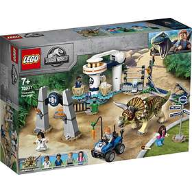 LEGO Jurassic World 75937 Rasande Triceratops