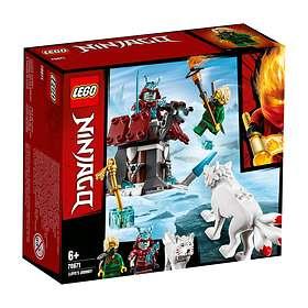 LEGO Ninjago 70671 Lloyds resa