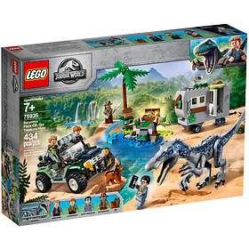 LEGO Jurassic World 75935 Strid mot Baryonyx: Skattjakten