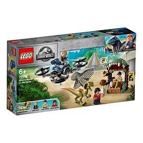 LEGO Jurassic World 75934 Dilophosaurus på fri fot