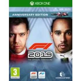 F1 2019: Anniversary Edition (Xbox One)