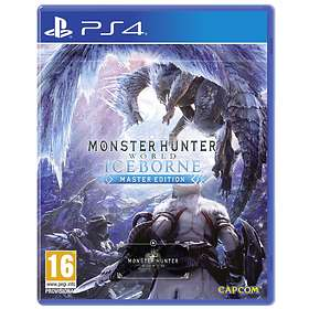 Monster Hunter World - Iceborne Master Edition (PS4)