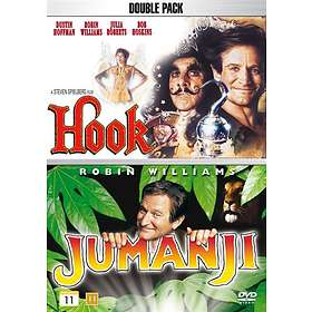 Hook + Jumanji (2-Disc)