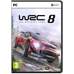 WRC 8: FIA World Rally Championship (PC)