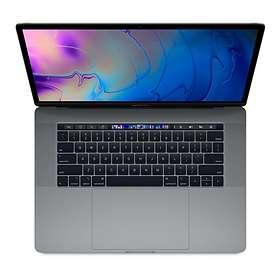 "Apple MacBook Pro (2019) - 2,4GHz OC 16GB 4TB 15"""