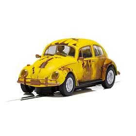 Scalextric Volkwagen Beetle Rusty Yellow (C4045)