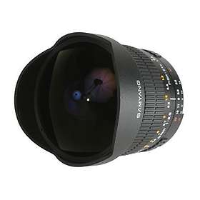 Samyang MF 8/3.5 Fisheye CS for Canon