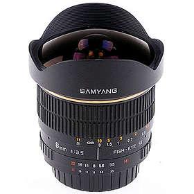 Samyang MF 8/3,5 Fisheye CS for Olympus/Panasonic