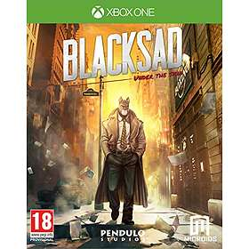 Blacksad: Under the Skin - Limited Edition (Xbox One | Series X/S)