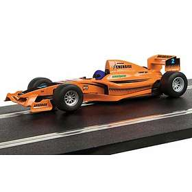Scalextric Start F1 Racing Car – 'Team Full Throttle (C4114)