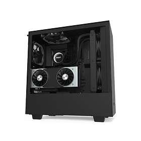 NZXT H510i (Musta/Läpinäkyvä)