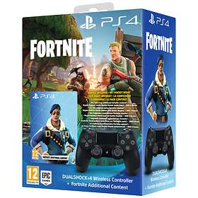 Sony DualShock 4 V2 (inkl. Fortnite Neo Versa) (PS4)