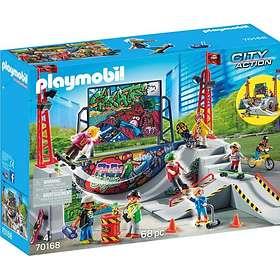 Playmobil City Life 70168 Skaterpark