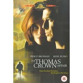 The Thomas Crown Affair (1999) (UK)