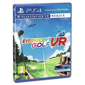 Everybody's Golf (VR) (PS4)