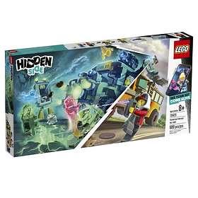 LEGO Hidden Side 70423 Paranormaalien juttujen torjuntabussi 3000