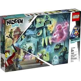 LEGO Hidden Side 70425 Newburys hemsökta gymnasium