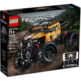 LEGO Technic 42099 4x4 X-treme-maasturi