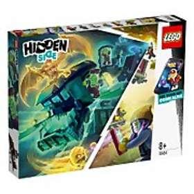 LEGO Hidden Side 70424 Gjenferdsekspressen