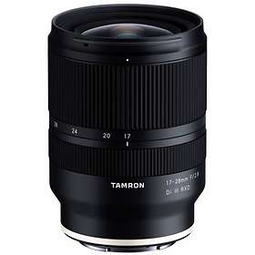 Tamron 17-28/2,8 Di III RXD for Sony E