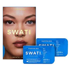 SWATI Sapphire Contact Lenses (2-pack)