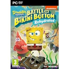 SpongeBob SquarePants: Battle for Bikini Bottom Rehydrated (PC)