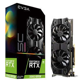 EVGA GeForce RTX 2060 Super SC Ultra HDMI 2xDP 8Go