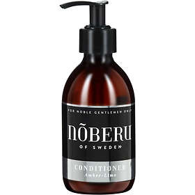 Noberu of Sweden Beard Conditioner Amber Lime 250ml