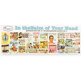 theBalm In The Balm Of Your Hand Greatest Hits Vol. 1 Palette
