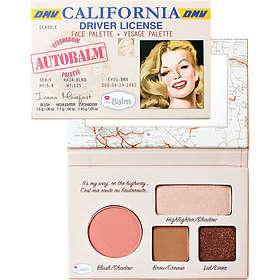 theBalm Autobalm Face Palette