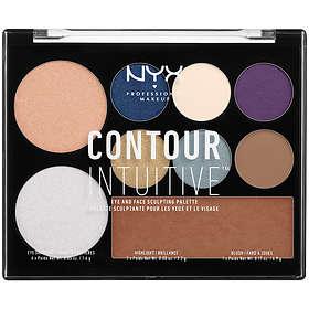 NYX Contour Intuitive Palette
