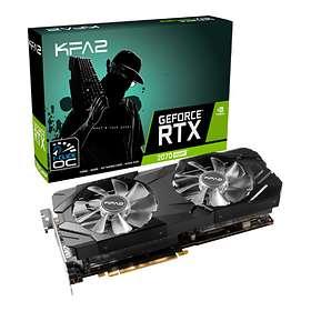 Galax/KFA2 GeForce RTX 2070 Super EX (1-Click OC) HDMI 3xDP 8Go