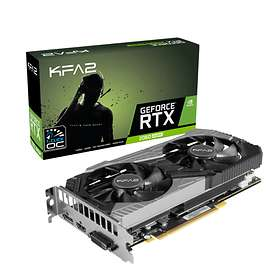 Galax/KFA2 GeForce RTX 2060 Super (1-Click OC) HDMI DP 8Go