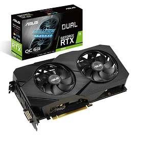 Asus GeForce RTX 2060 Dual EVO OC 2xHDMI 2xDP 6GB