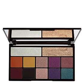Makeup Revolution x Carmi Palette