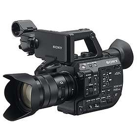 Sony PXW-FS5K II + 18-105/4,0