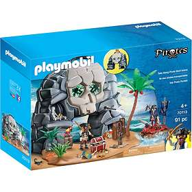 Playmobil Pirates 70113 Take Along Pirate Skull Island
