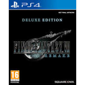 Final Fantasy VII - Remake - Deluxe Edition (PS4)