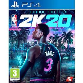 NBA 2K20 - Legend Edition (PS4)