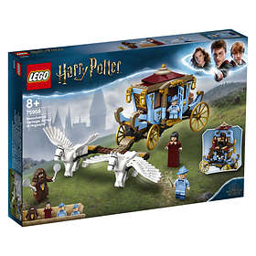 LEGO Harry Potter 75958 Beauxbaton's Carriage: Arrival at Hogwarts