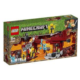 LEGO Minecraft 21154 Den Flammande Bron