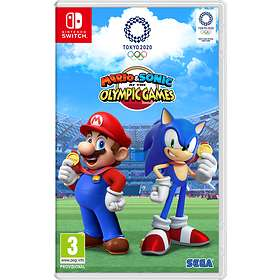Mario & Sonic at the Olympic Games: Tokyo 2020 (Switch)