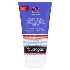 Neutrogena Norwegian Formula Visibly Renew Elasti-Boost Hand Cream SPF 20 75ml