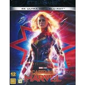 Captain Marvel (UHD+BD)