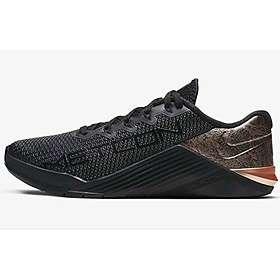 Nike Metcon 5 Black x Gold (Dam) Hitta bästa pris på Prisjakt