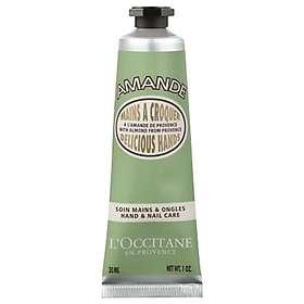 L'Occitane Almond Delicious Hand Cream 30ml