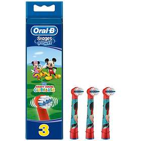 Oral-B Stages Power 3-pack