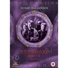 Stargate SG-1 (Season 3 Box Set) (UK)